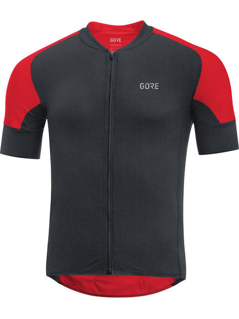 GORE WEAR C7 CC Jersey Men red/black